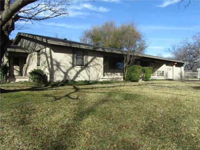 2133 Fairview Street, Fort Worth, TX 76111 (MLS #13992231) :: Baldree Home Team