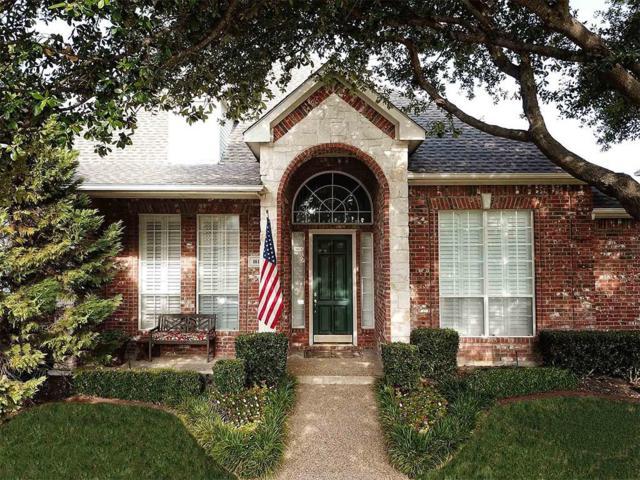 1811 Meadowcove Drive, Richardson, TX 75081 (MLS #13992240) :: Kimberly Davis & Associates