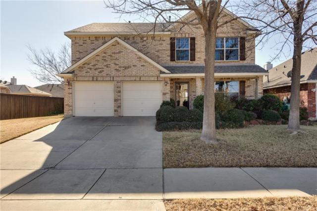 5313 Brookside Drive, Denton, TX 76226 (MLS #13992318) :: Real Estate By Design