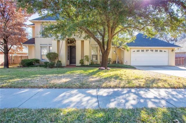 1420 Shirley Way, Bedford, TX 76022 (MLS #13992336) :: RE/MAX Landmark
