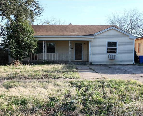405 W 9th Street, Cisco, TX 76437 (MLS #13992375) :: Kimberly Davis & Associates