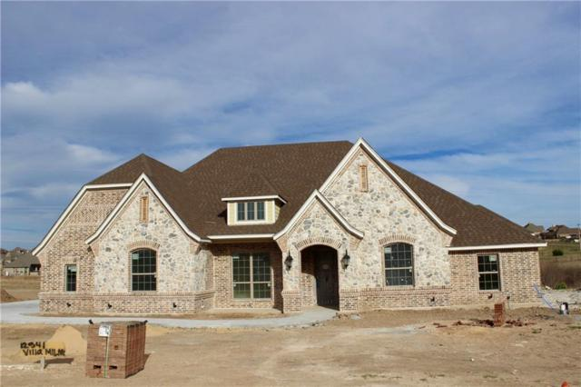 12541 Villa Milano, Aledo, TX 76126 (MLS #13992432) :: Real Estate By Design