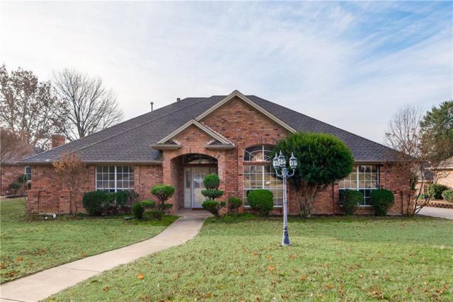 3502 Fox Glen Drive, Colleyville, TX 76034 (MLS #13992523) :: The Tierny Jordan Network