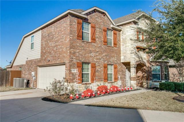 2827 Heather Court, Grand Prairie, TX 75052 (MLS #13992806) :: The Tierny Jordan Network