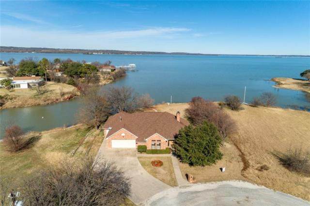 101 Port O Call Court, Runaway Bay, TX 76426 (MLS #13992915) :: Robbins Real Estate Group