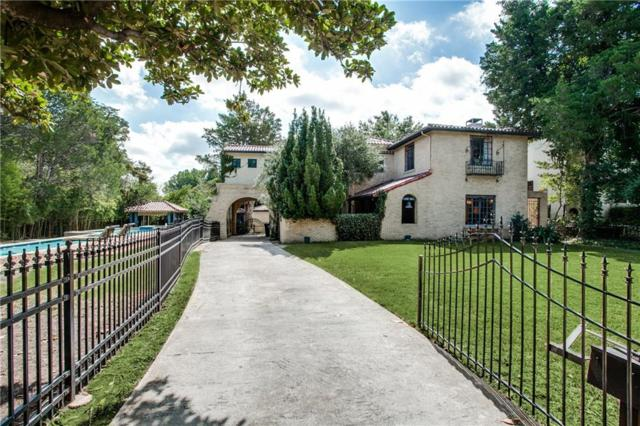 7218 Lakewood Boulevard, Dallas, TX 75214 (MLS #13992957) :: The Tierny Jordan Network