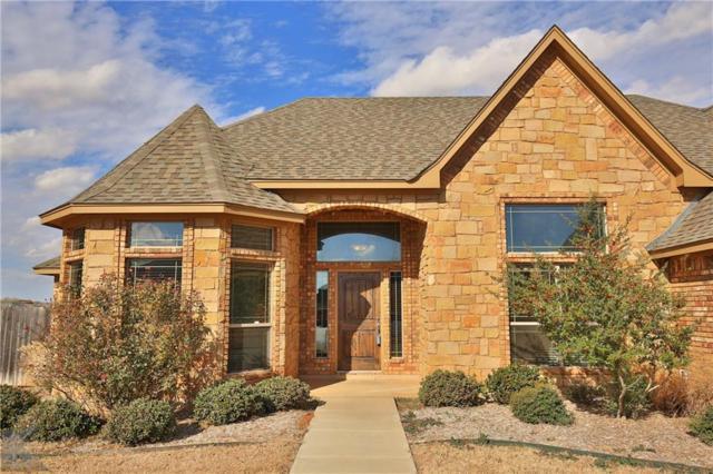 4110 Sierra Sunset, Abilene, TX 79606 (MLS #13992987) :: The Chad Smith Team