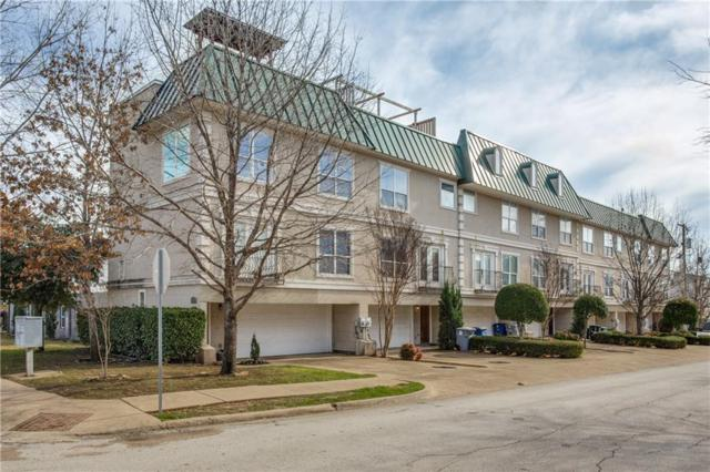 5702 Hudson Street #1, Dallas, TX 75206 (MLS #13993186) :: The Heyl Group at Keller Williams