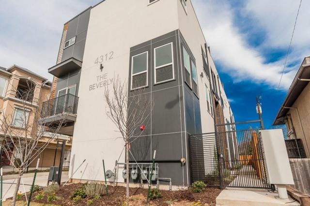 4312 Cedar Springs Road #102, Dallas, TX 75219 (MLS #13993267) :: Van Poole Properties Group