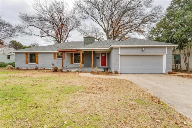 3845 Heywood Avenue, Fort Worth, TX 76109 (MLS #13993288) :: The Mitchell Group