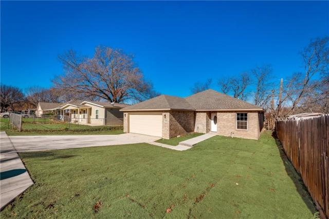 8116 Downe Drive, White Settlement, TX 76108 (MLS #13993299) :: RE/MAX Landmark