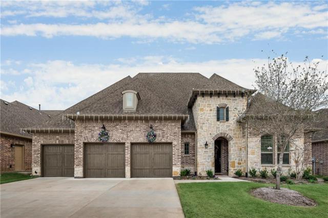 8109 Castlebridge, The Colony, TX 75056 (MLS #13993337) :: Kimberly Davis & Associates