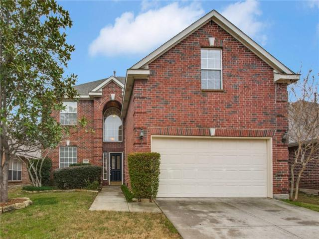 3537 Arbor Creek Lane, Flower Mound, TX 75022 (MLS #13993456) :: Real Estate By Design