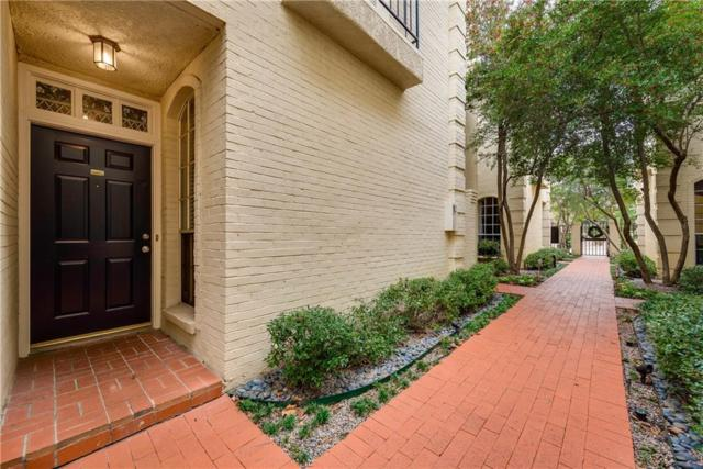 4517 Holland Avenue #108, Dallas, TX 75219 (MLS #13993572) :: The Heyl Group at Keller Williams