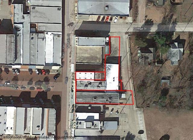 109 S Main Street, Farmersville, TX 75442 (MLS #13993823) :: The Heyl Group at Keller Williams