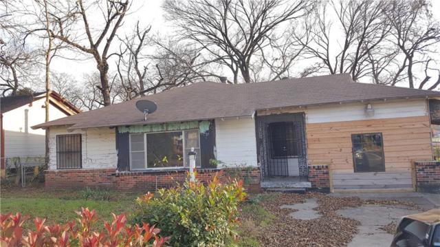 714 Mentor Avenue, Dallas, TX 75216 (MLS #13993957) :: Kimberly Davis & Associates