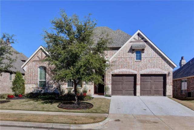 3323 Linkwood, The Colony, TX 75056 (MLS #13994055) :: Kimberly Davis & Associates