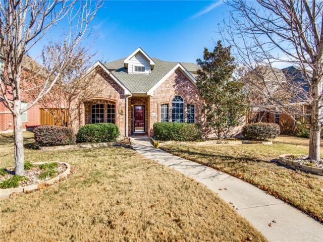 7642 Ravenhill Drive, Frisco, TX 75035 (MLS #13994172) :: Kimberly Davis & Associates