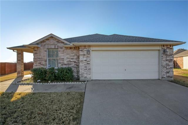 541 Paddle Drive, Crowley, TX 76036 (MLS #13994277) :: The Heyl Group at Keller Williams
