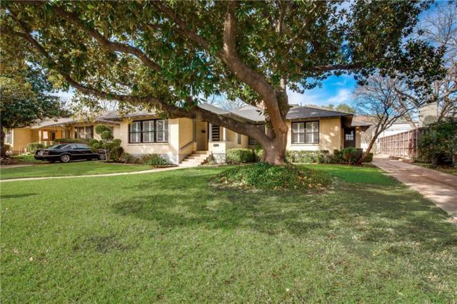 6947 Merrilee Lane, Dallas, TX 75214 (MLS #13994286) :: Robbins Real Estate Group