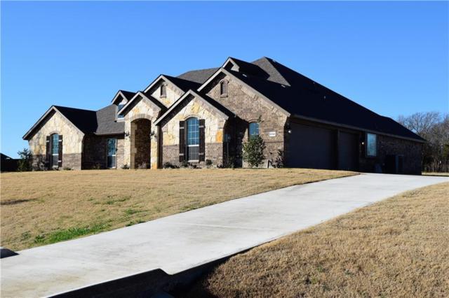 1741 Billingsley Drive, Waxahachie, TX 75167 (MLS #13994289) :: RE/MAX Landmark