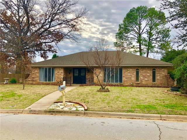 401 Cavender Court, Hurst, TX 76054 (MLS #13994336) :: Team Hodnett