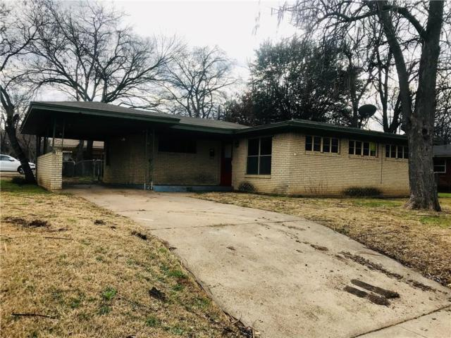 3625 W Fuller Avenue, Fort Worth, TX 76133 (MLS #13994555) :: Real Estate By Design