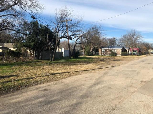 3230 6th Avenue, Fort Worth, TX 76110 (MLS #13994647) :: Kimberly Davis & Associates