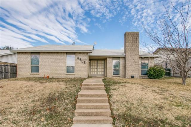 4905 Strickland Avenue, The Colony, TX 75056 (MLS #13994830) :: Baldree Home Team