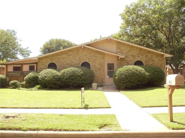 6633 Osage Trail, Plano, TX 75023 (MLS #13994862) :: RE/MAX Landmark