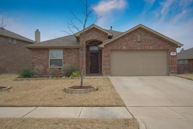 343 Pin Cushion Trail, Burleson, TX 76028 (MLS #13994980) :: The Mitchell Group