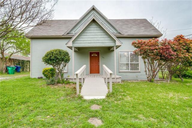 101 S Illinois Street, Celina, TX 75009 (MLS #13994982) :: The Heyl Group at Keller Williams