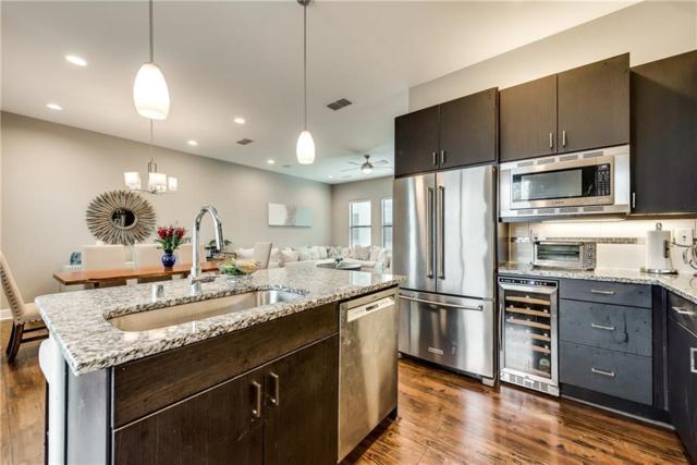 1801 Annex Avenue #502, Dallas, TX 75204 (MLS #13995061) :: The Heyl Group at Keller Williams