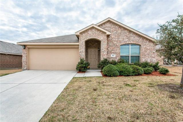 555 Lincoln Avenue, Lavon, TX 75166 (MLS #13995068) :: The Good Home Team