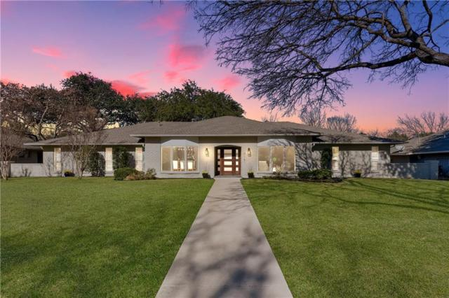 7151 Mossvine Drive, Dallas, TX 75254 (MLS #13995218) :: RE/MAX Landmark