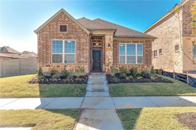 901 Plaza Lane, Argyle, TX 76226 (MLS #13995228) :: The Real Estate Station