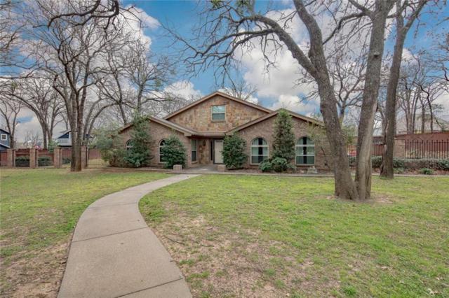 505 Tumbleweed Trail, Colleyville, TX 76034 (MLS #13995297) :: The Tierny Jordan Network
