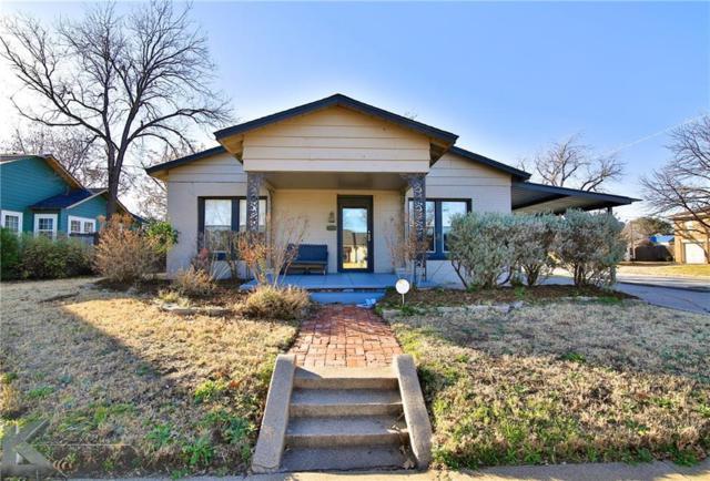 1358 Amarillo Street, Abilene, TX 79602 (MLS #13995318) :: The Mitchell Group