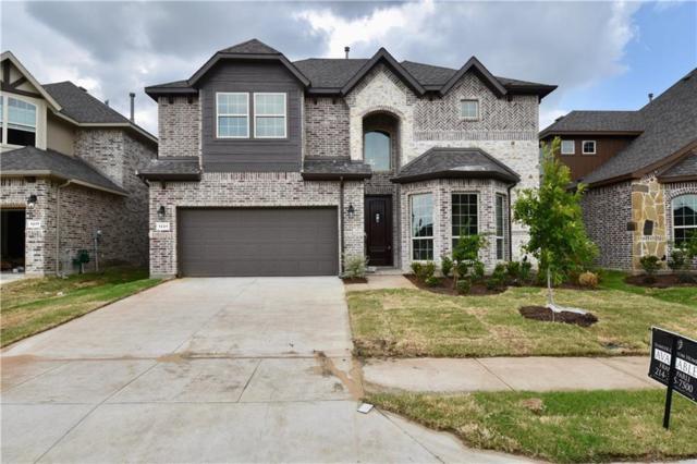 1221 Yarrow Street, Little Elm, TX 75068 (MLS #13995438) :: Frankie Arthur Real Estate