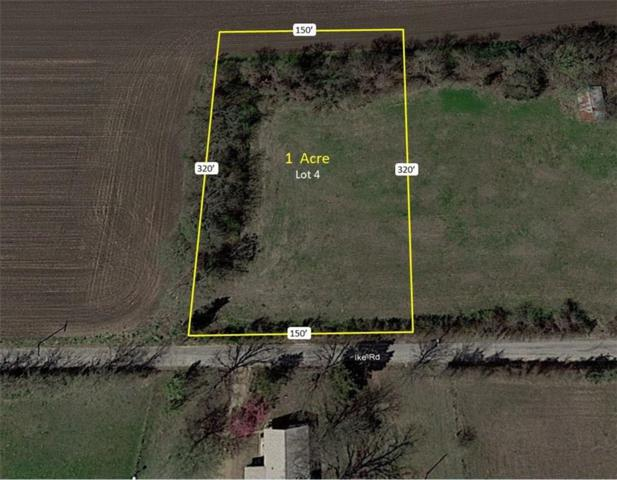 Lot 4 Ike Road, Waxahachie, TX 75165 (MLS #13995483) :: The Real Estate Station