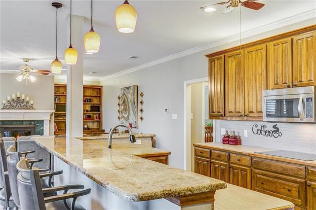 4317 Northpointe Drive, Fort Worth, TX 76008 (MLS #13995553) :: Kimberly Davis & Associates