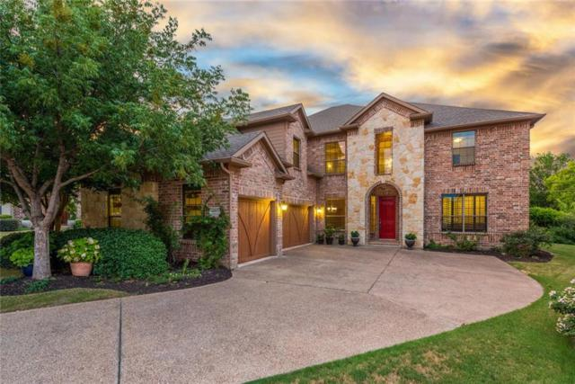 6013 Valentino Court, Colleyville, TX 76034 (MLS #13995709) :: The Mitchell Group