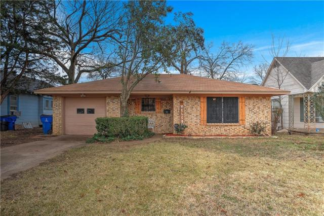 1316 W Bond Street, Denison, TX 75020 (MLS #13995744) :: The Heyl Group at Keller Williams