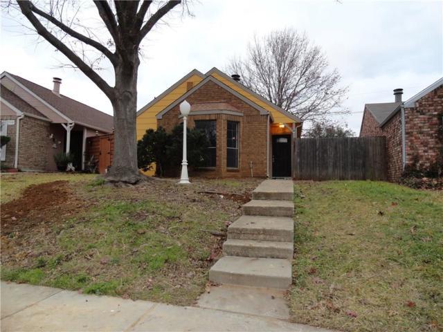 257 Teakwood Lane, Lewisville, TX 75067 (MLS #13995761) :: Magnolia Realty