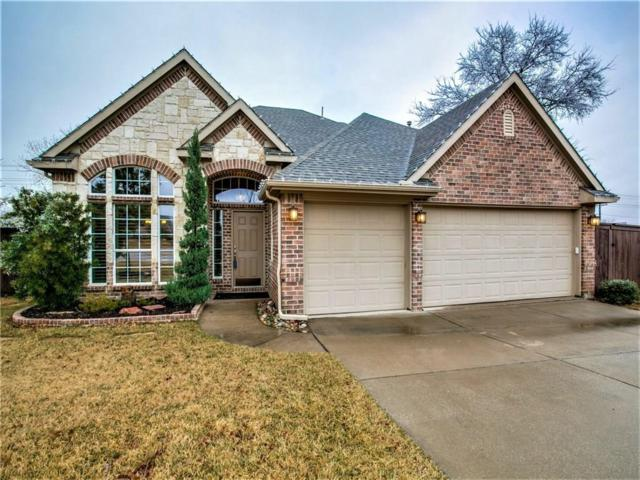 12312 Spruce Drive, Fort Worth, TX 76244 (MLS #13995788) :: Real Estate By Design
