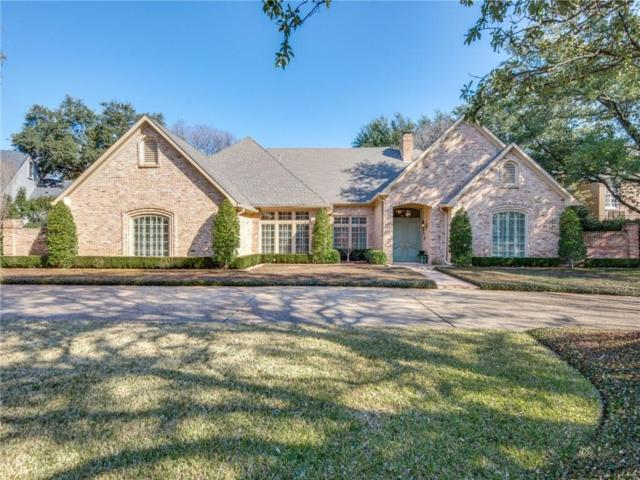 5511 Bent Tree Drive, Dallas, TX 75248 (MLS #13995859) :: RE/MAX Landmark