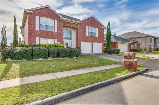 214 Matlock Meadow Drive, Arlington, TX 76002 (MLS #13995951) :: The Mitchell Group