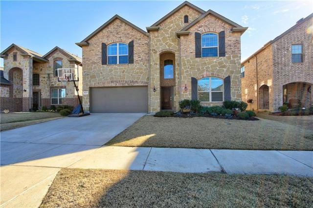 16524 Amistad Avenue, Prosper, TX 75078 (MLS #13996016) :: Kimberly Davis & Associates