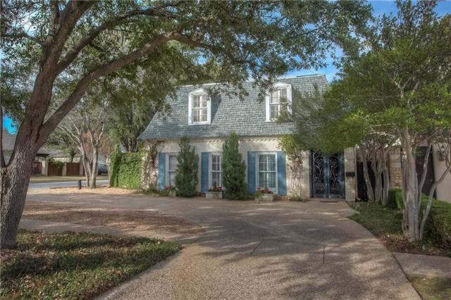 4836 Dexter Avenue, Fort Worth, TX 76107 (MLS #13996056) :: The Mitchell Group