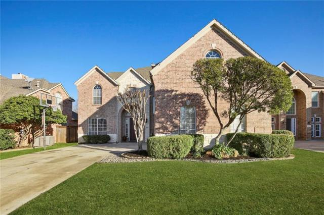 3624 Burlington Drive, Flower Mound, TX 75022 (MLS #13996181) :: Real Estate By Design